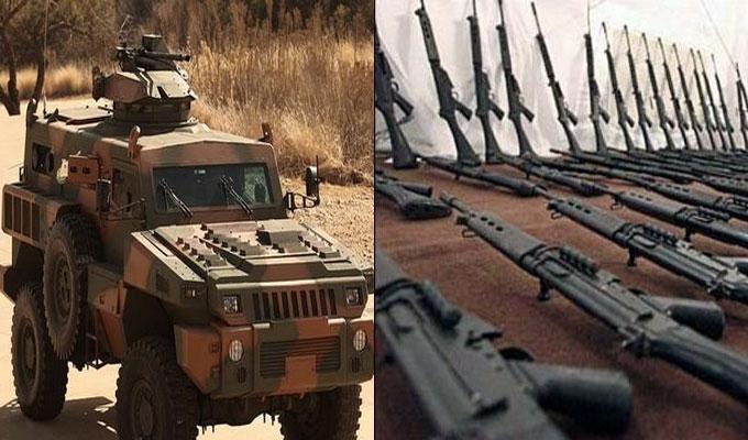 militaire-armes