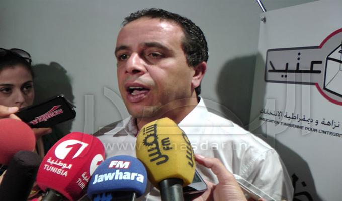 معز بوراوي: النهضة ونداء تونس وحزب المبادرة والاتحاد الوطني الحر وزعوا الأموال على الناخبين يوم الاقتراع