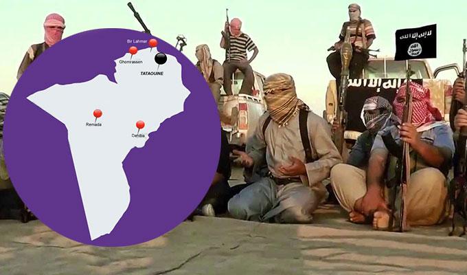 tunisie-almasdar-camps-d-entrainement-terroriste-daech-sud-tunisien