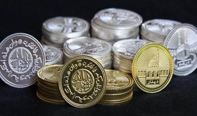 داعش  تصدر  دينارات  من الذهب والفضة كعملة رسمية لدولة الخلافة