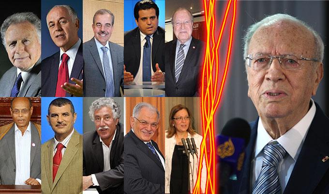 تونس-دروس معركة الرئاسية  2014