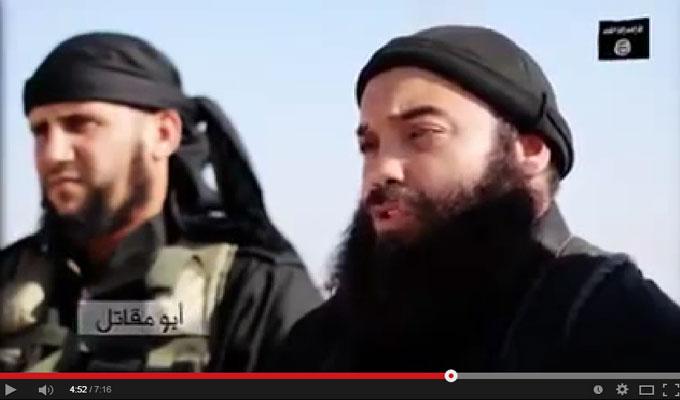 شاهدوا الفيديو-في أول ظهور له: أبو بكر الحكيم يعترف باغتيال بلعيد والبراهمي ويتوعد بسفك بدماء الأمنيين