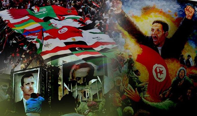 """تونس: 4 سنوات مرت على حرق البوعزيزي لنفسه ولكن نيرانه لم تنطفئ بعد في بلدان ما يسمى """"بالربيع العربي"""""""