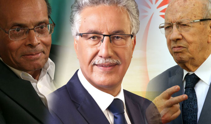 تونس-حمه الهمامي لأنصاره: اما السبسي أو الورقة البيضاء