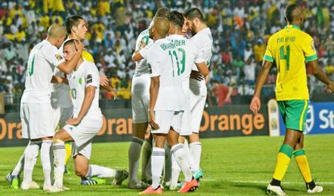 algerie-ghana