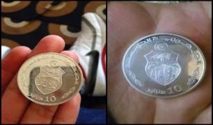 تونس-اصدار قطعة نقدية من فئة 10 دنانير: البنك المركزي يوضح
