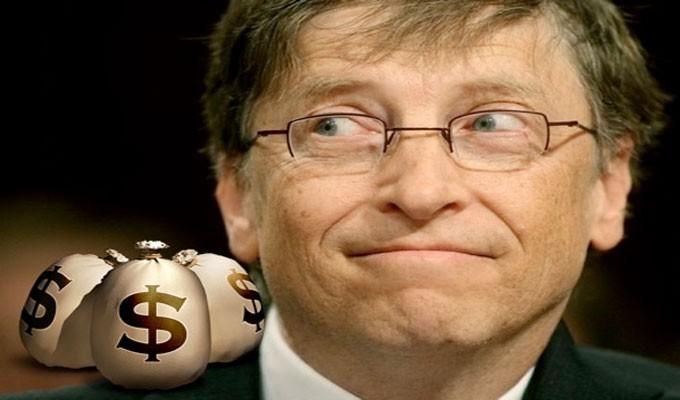 للعام السادس عشر..بيل غيتس يتربع على عرش أغنياء العالم بثروة قدرها 79,2 مليار دولار