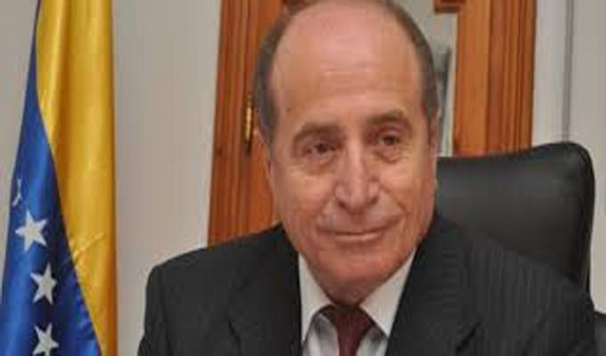 سفير فنزويلا بتونس للمصدر: الارهاب صنعته دول ليبرالية ضد الدول المعادية للسياسات الامريكية