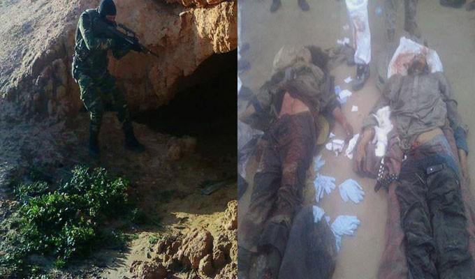 تونس: بعد القضاء على ارهابيين..تواصل العمليات العسكرية بالمرتفعات الجبلية بالقصرين