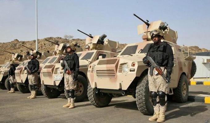 الانفاق العسكري السعودي يرتفع لاكث