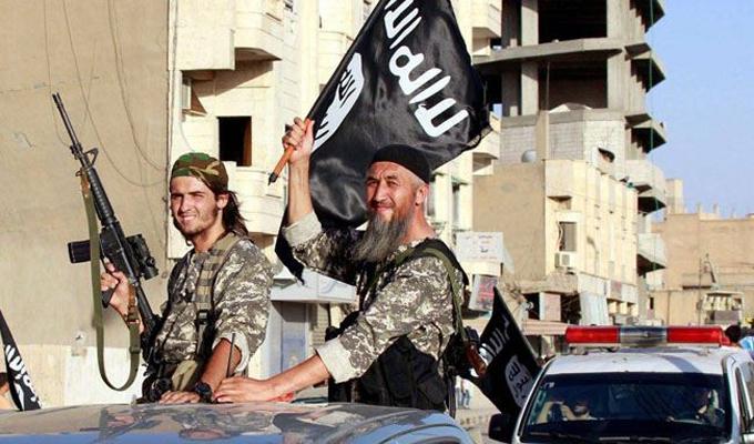 """آلاف الأوروبيين التحقوا بـ""""داعش"""" و""""Ø"""