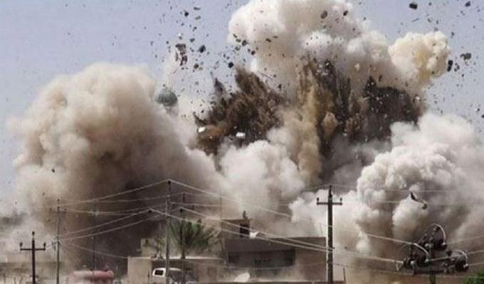 """""""داعش"""" تفجر منزل الملك فيصل الثاني و"""