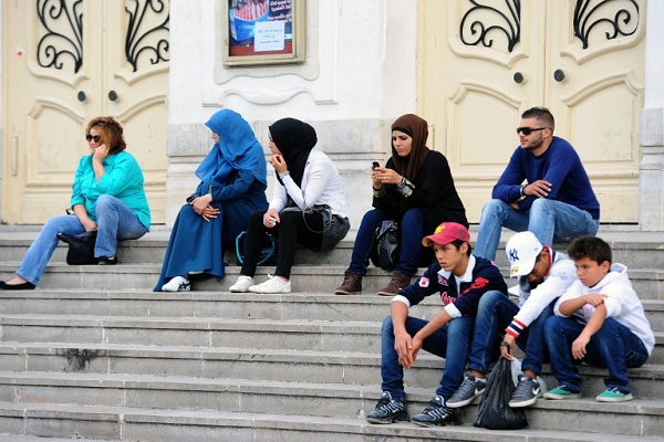 TUNISIA-POLITICS-GOVERNMENT-YOUTH
