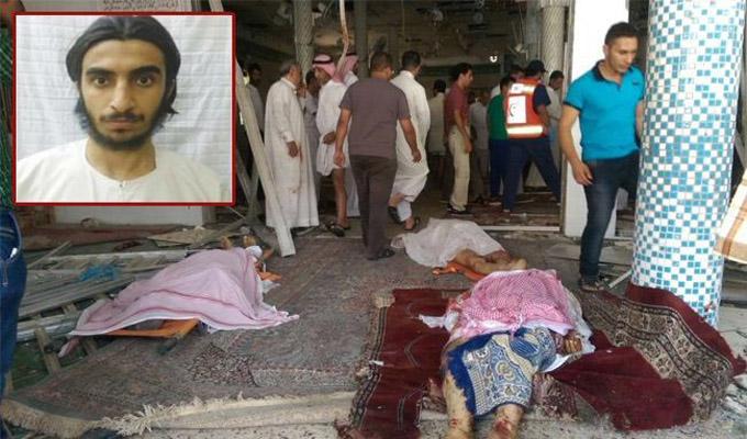 الارهابي منفذ مذبحة القطيف صالح عبد الرحمن القشعمي