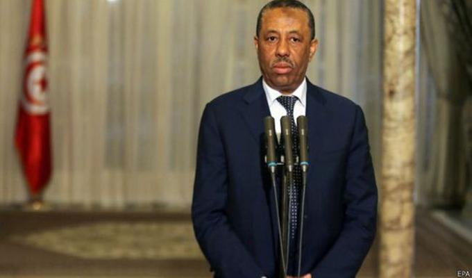 نجاة رئيس الحكومة الليبية في طبرق من محاولة اغتيال