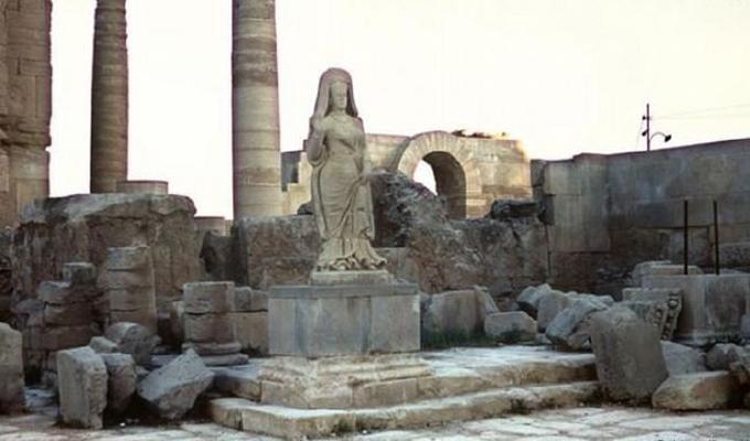 اثار مدينة نمرود بالموصل