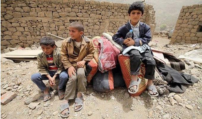 اليونيسيف تؤكد مقتل 279 طفلاً خلال 10 أسابيع في اليمن