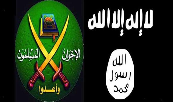 """""""داعش"""" تدعو """"الإخوان المسلمين"""" للمبايعة والانضمام إلى """"ولاية القاهرة"""""""
