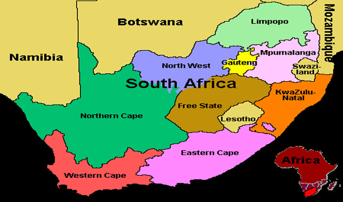 south-africain