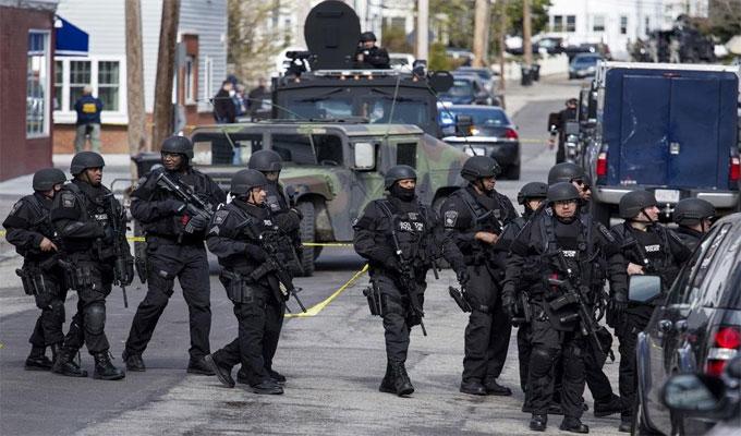police-america