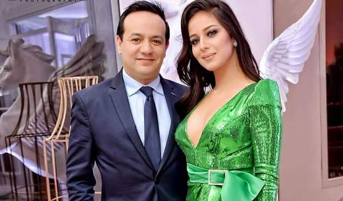 علاء الشابي ينشر صورة جديدة مع خطيبته..وهذا ما كتبه