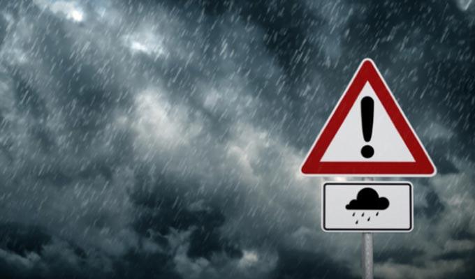 عاجل المعهد الوطني للرصد الجو ي يصدر نشرة تحذيري ة وهذه