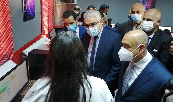 """165799011 3776618005792075 1334588295024438569 n - """"البنك العربي لتونس"""" يركز مخبر إعلامية بالمدرسة الإعدادية الحنايا بزغوان في اطار البرنامج الوطني لرقمنة التعليم.."""