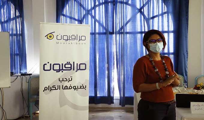 Mourakiboun sousse 2 - حملة توعية حول الوصول إلى العدالة الانتقالية في سوسة
