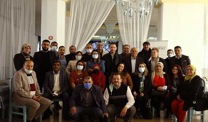 Mourakiboun sousse 3 - حملة توعية حول الوصول إلى العدالة الانتقالية في سوسة