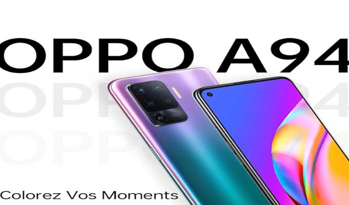OPPO2 - OPPO تطلق هاتفها الذكيّ الجديد A94 في تونس