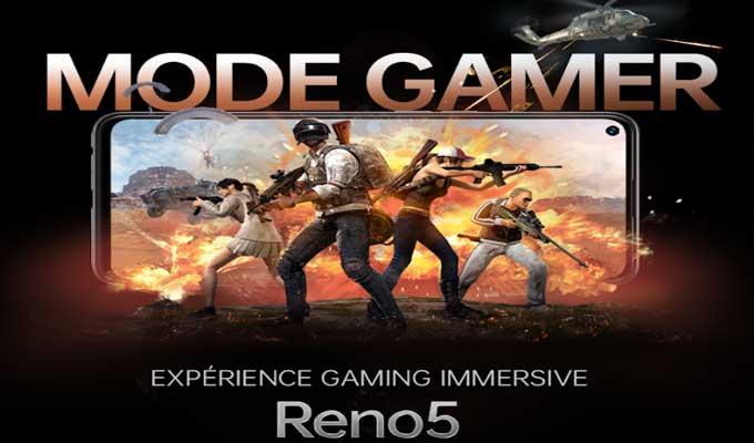 Oppo 3 - اختيار سلسلة OPPO Reno5 كشريك رسميّ لمنصّةPUBG MOBILE Esports في منطقة الشّرق الأوسط وافريقيا لسنة 2021