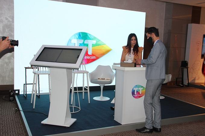 IMG 7907 - من بينها اتصالات تونس: مؤسّسات وطنيّة وشركات ناشئة تشارك في النسخة الخامسة لقمّة تونس الرقميّة