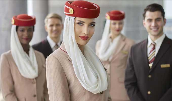 طيران الإمارات تعتزم توظيف 3000 من المضيفين الجويين و500 في خدمات المطار خلال الأشهر الستة المقبلة - سوفاس نيوز
