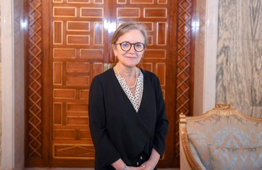 في اول مهمة رسمية لها خارج تونس، بودن تشارك في مبادرة قمة الشرق الاوسط الاخضر بالسعودية - سوفاس نيوز